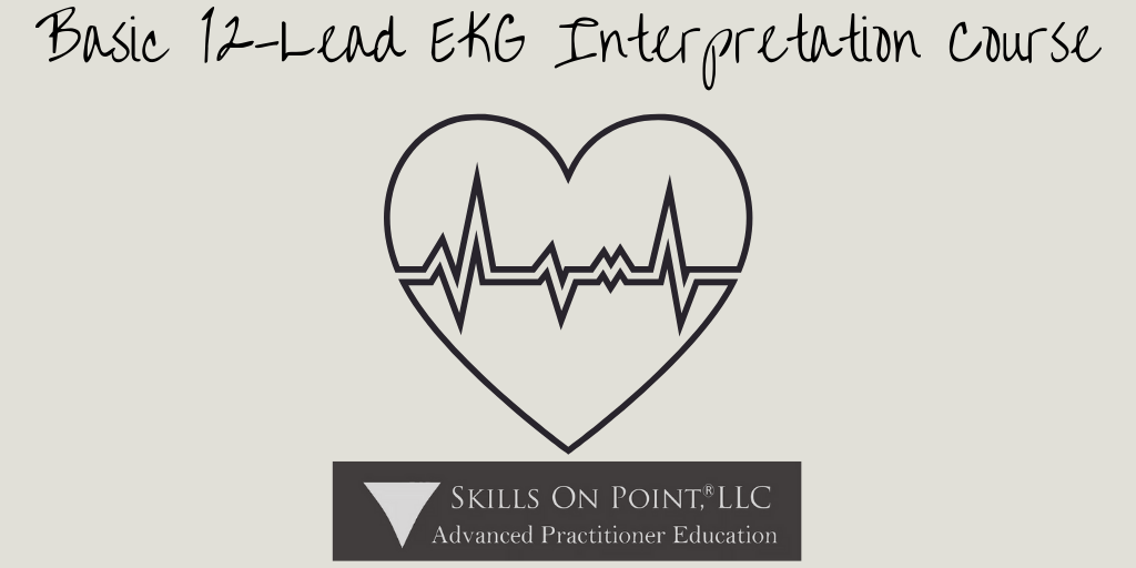 Basic 12-Lead EKG Interpretation Course