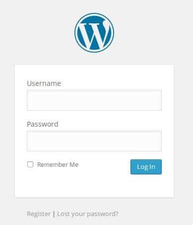 start a blog login