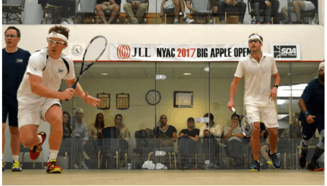 doubles squash strategy