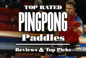 Top Rated Pingpong Paddles