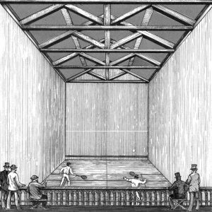 history of squash 18th century