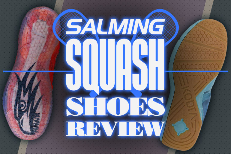 Salming Squash Shoes Review