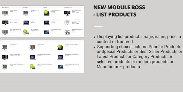 List product