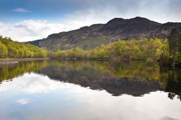 Glasgow-Reservoir