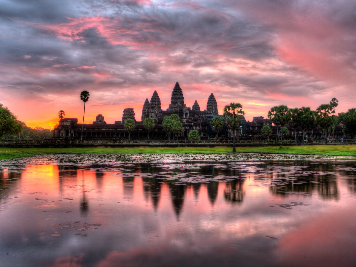 Cambodia's Unique Treasures