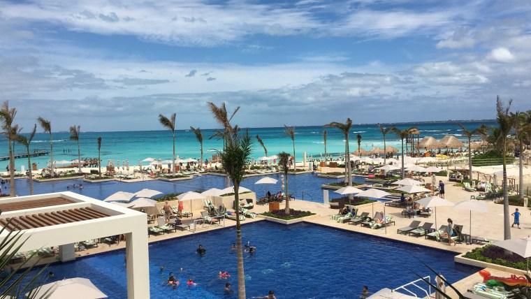 Client Testimonial: Hyatt Ziva Turquoize Retreat