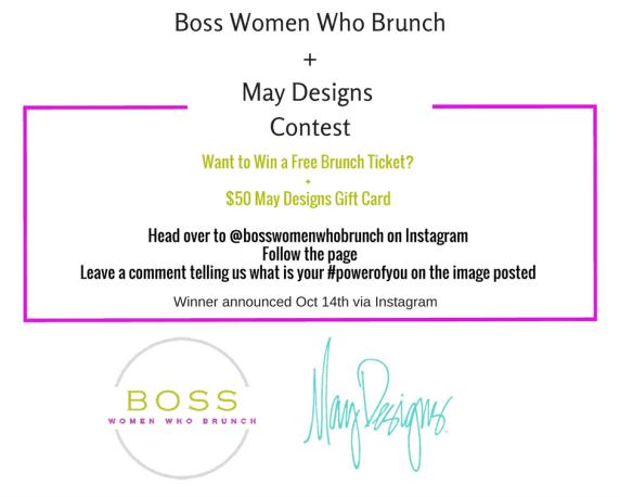 Boss Women Who Brunch
