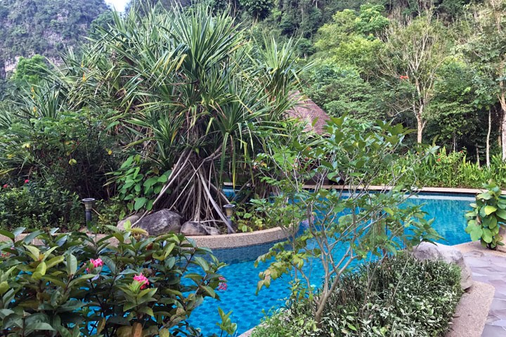 Banjaran hot springs