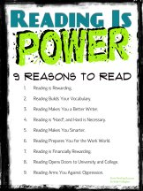 29. I had the chance to read KELLY GALLAGHER'S book this year and it made me realize the importance of telling students why reading is important.