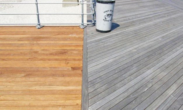 Low Maintenance Wood for your deck?  Really?