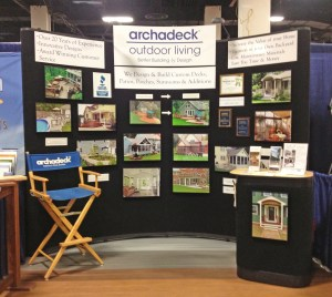 Special events and trade shows
