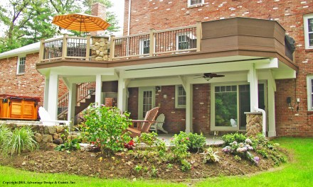 """What is a """"freestanding deck"""" and Why would you want one?"""