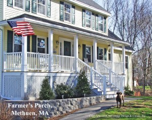 Farmer's Porch, Methuen, MA