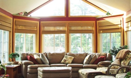 What is a Cathedral Ceiling and Why would your Porch or Sunroom want one?