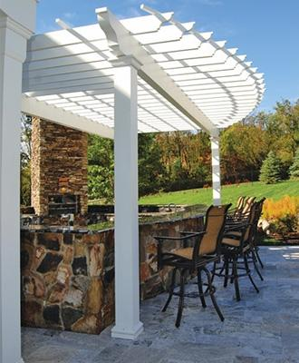 What Is A Pergola And Why Would Your Deck Want One