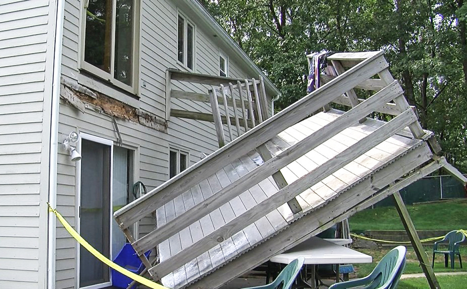 Why Hasn't Your Deck Collapsed?