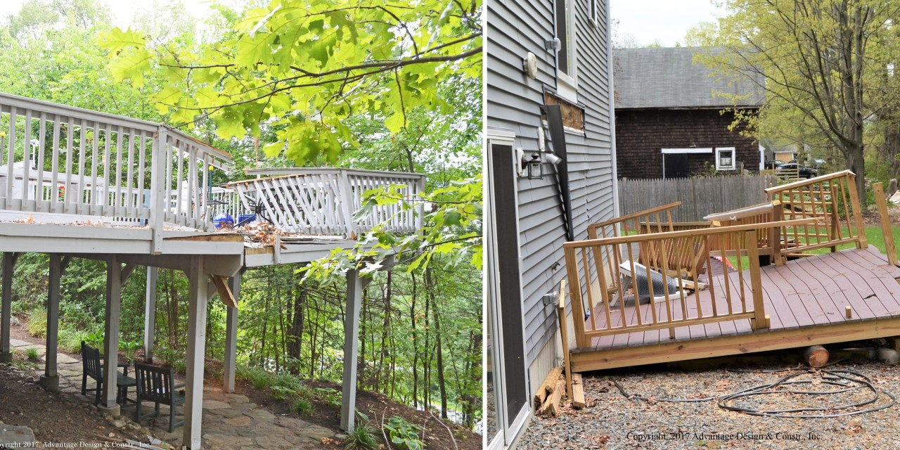 A Tale of  Two Decks