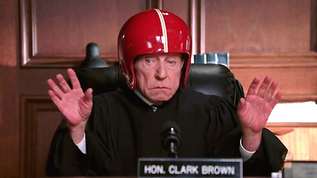 Judge Brown - Boston Legal