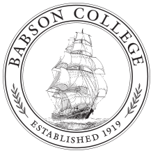 Babson Career Fair Sponsor
