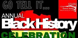 Stajez Black History Month Performance at Randolph High 2019