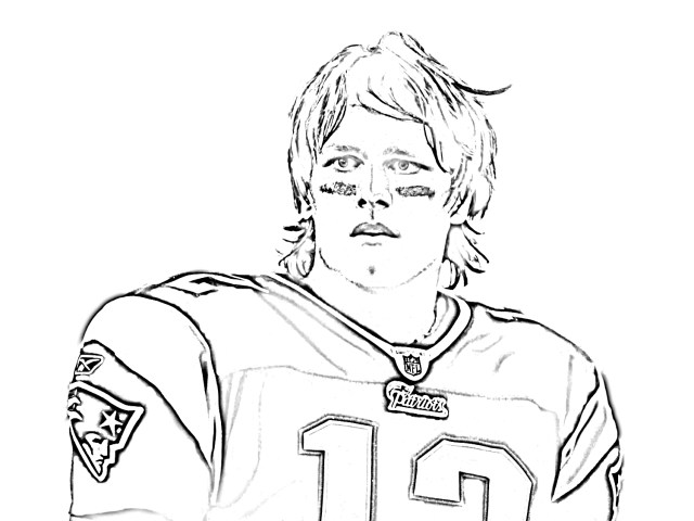 New England Patriots Coloring Pages – CBS Boston
