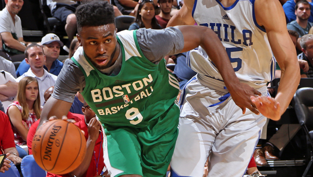 Robb: Jaylen Brown Voted Most Athletic Rookie By 2016 Draft Class – CBS Boston