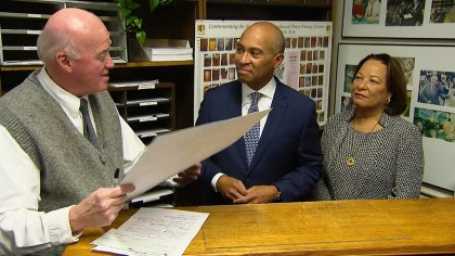 patrick2 - Deval Patrick Joins Race For President, Campaigns In New Hampshire – CBS Boston