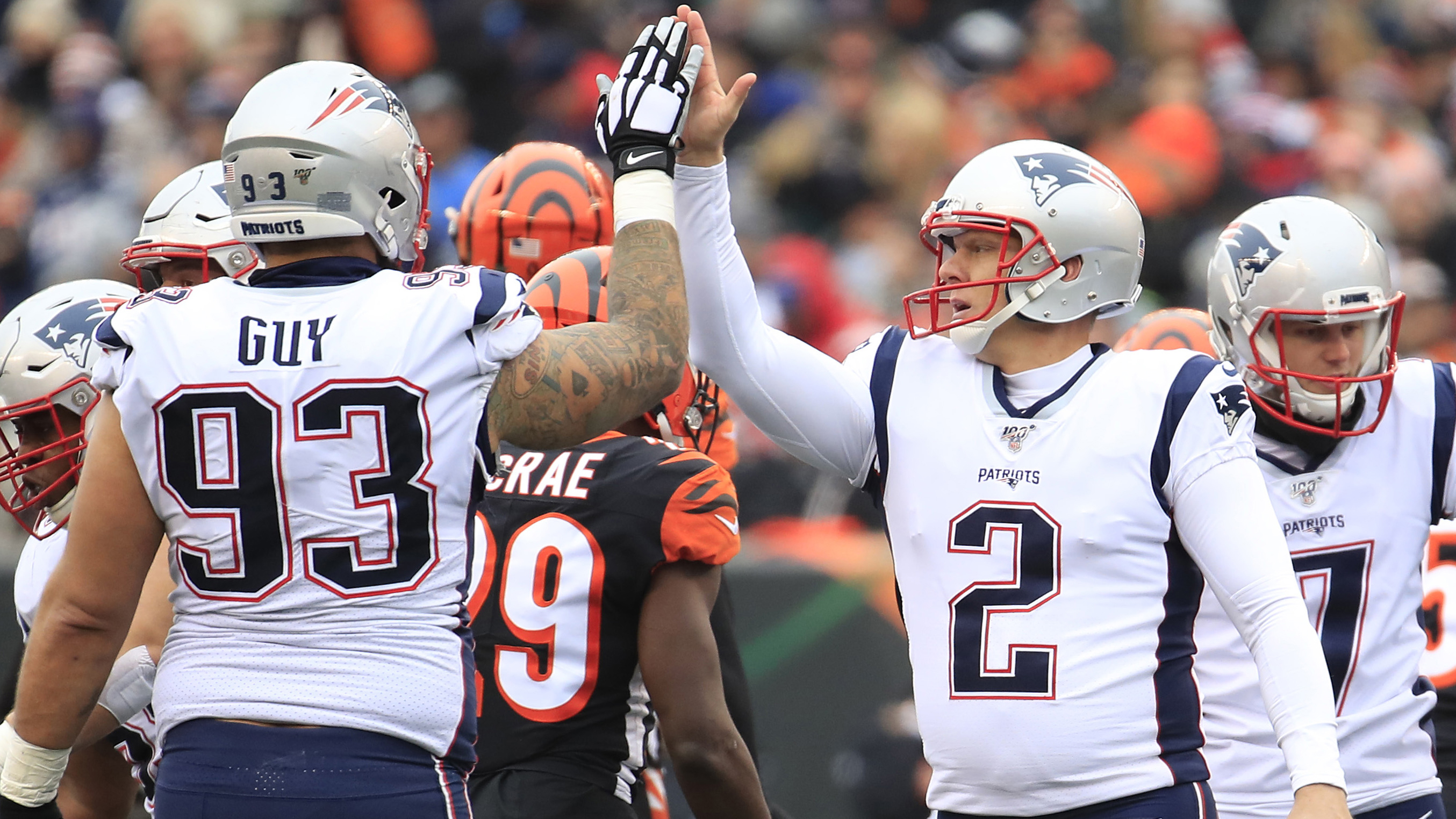 GettyImages 1194149758 - Four Ups, Four Downs From Patriots' Blowout Win Over Bengals – CBS Boston