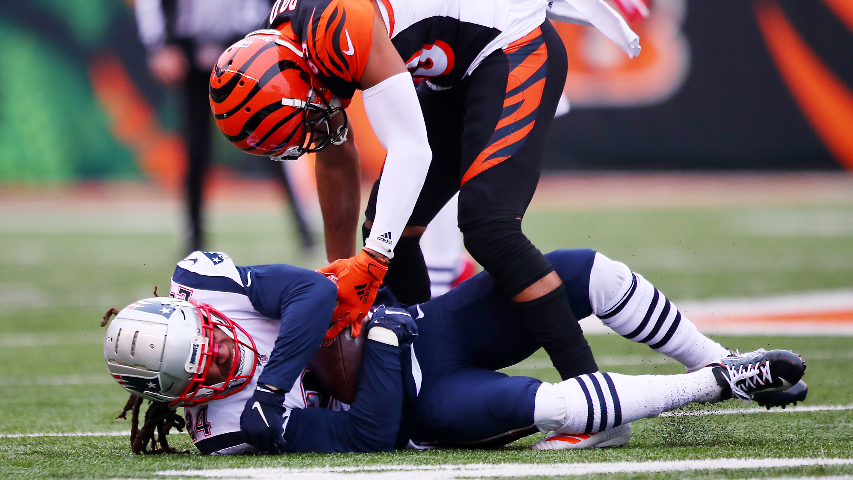 GettyImages 1194154399 - Four Ups, Four Downs From Patriots' Blowout Win Over Bengals – CBS Boston