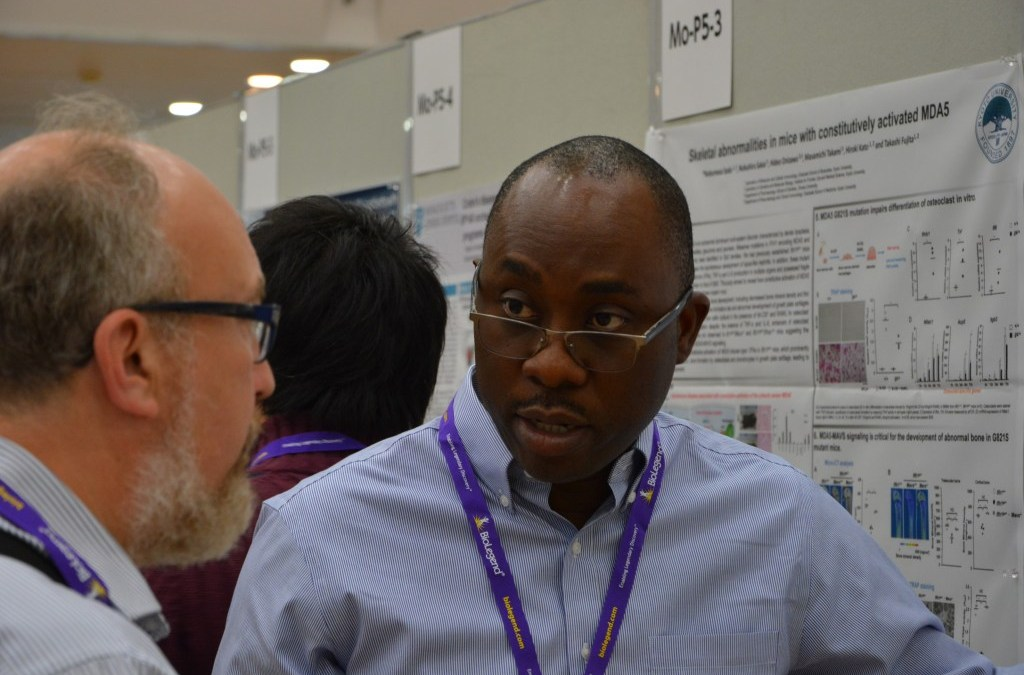 A glimpse of the accepted Oral and Poster Abstracts to be presented at Cytokines 2018
