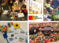 Lesley STEAM Learning Lab & The Lifelong Kindergarten Group/MIT Media Lab