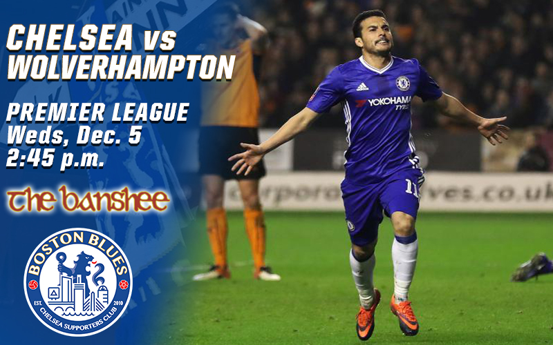 Chelsea vs Wolves_Match Graphic