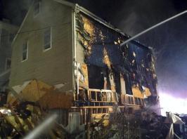 Dorchester gas leak explosion 4-2014