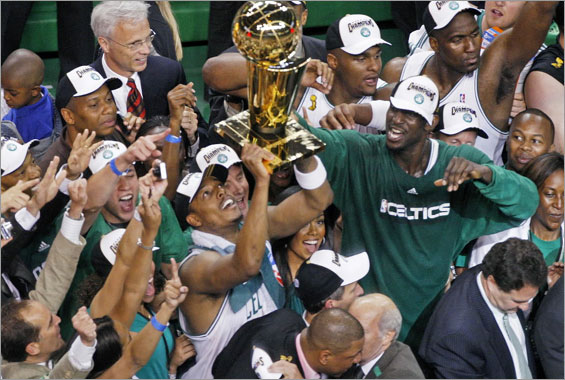 Boston Celtics, 6/17/2008