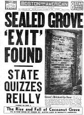 Newspaper story tells the story of sealed exits