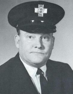 Photo of Fire Fighter Myers.