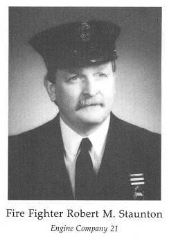 Photo of Fire Fighter Staunton