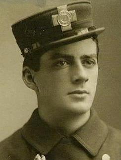 Hoseman Thomas W. Devney, Engine Company 38/39, LODD 12/25/1914