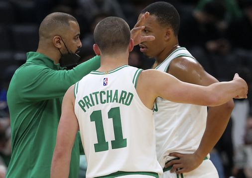 Watch It wasn't so much, however Ime Udoka noticed what he wanted to from Celtics in the course of the preseason – The Boston Globe – Google NBA News