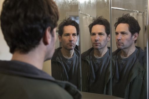 Paul Rudd talks about seeing double in Netflix
