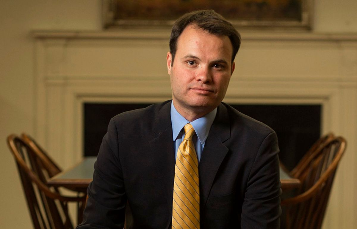 Senator Eric Lesser is pushing a bill that would protect so-called pass-through entities from being hit with a tax on funds they kept from the Paycheck Protection Program.