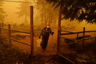 28 People Dead from West Coast Wildfires Across Three States