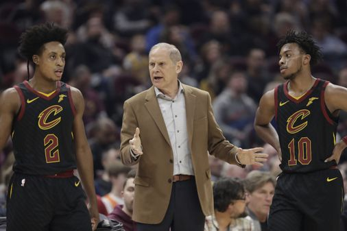 After 54 games, Cavaliers done with John Beilein, say reports - The Boston Globe