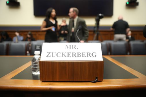 Watch: Mark Zuckerberg appears in Congress as Facebook faces scrutiny - The Boston Globe