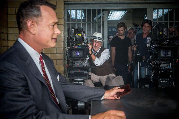 Steven Spielberg's 'Bridge of Spies' a family story - The Boston Globe