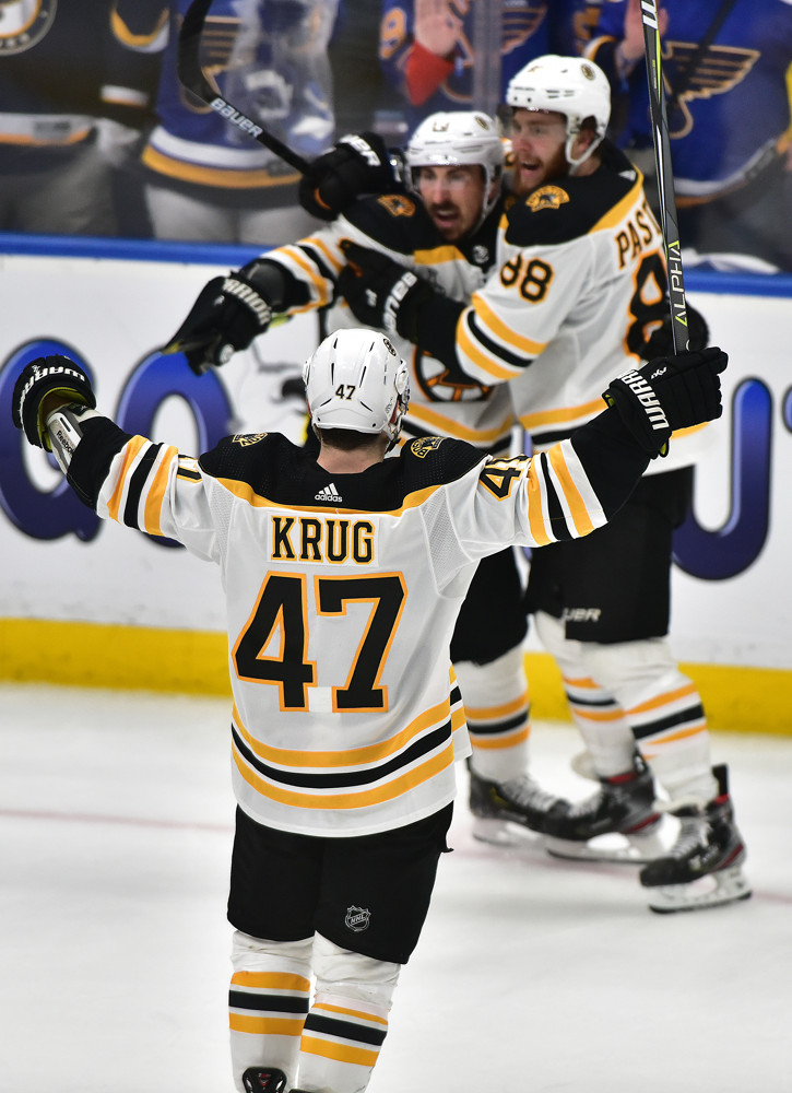 Bhn Daily Links Nhl Executive Says No To Torey Krug Trade Chatter