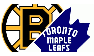 Boston Bruins Lines vs. Toronto Maple Leafs