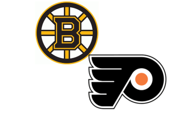 Boston Bruins Philadelphia Flyers
