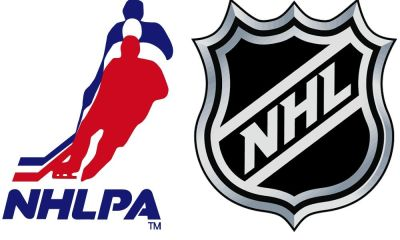 NHL Return NHL Logo NHLPA Logo