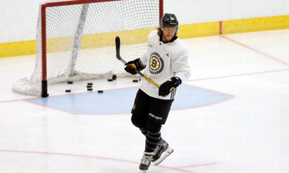 Boston Bruins David Pastrnak